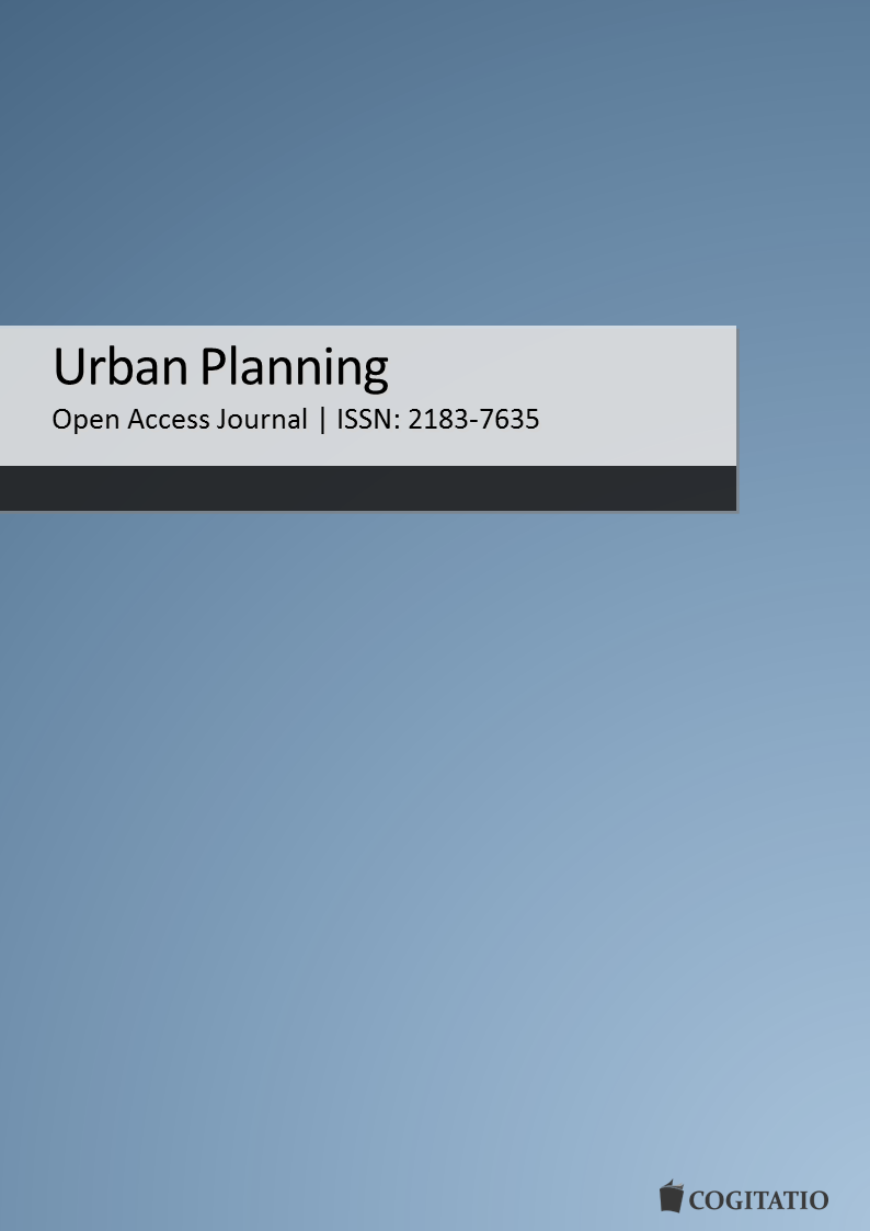 Urban Planning | Peer-Reviewed Open Access Journal